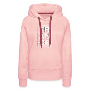 FRANCE - Women's Premium Hoodie