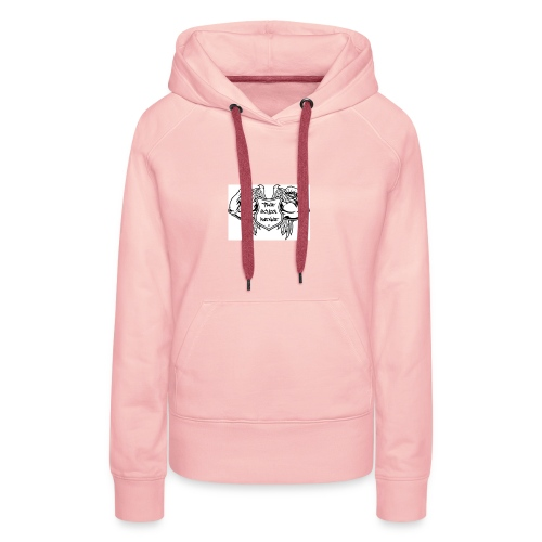 True_school_avenue - Frauen Premium Hoodie
