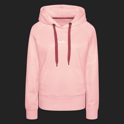Touché - Sweat-shirt à capuche Premium pour femmes