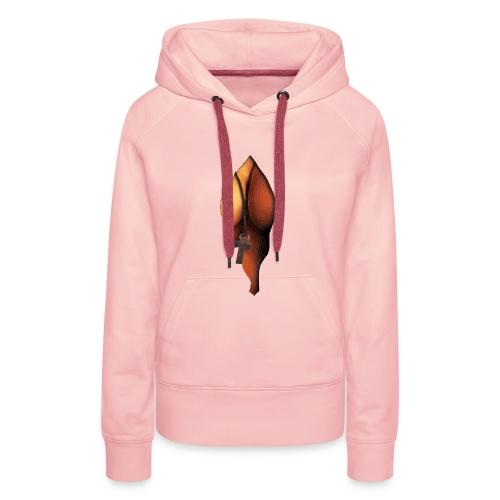 Open shirt - Vrouwen Premium hoodie