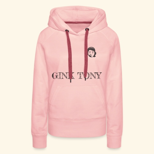 Gink Tony Merchandising 2 - Frauen Premium Hoodie