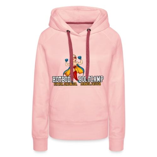 Hot Body Bootcamp - Women's Premium Hoodie