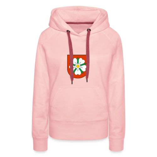 Koszulka Fordon - Bluza damska Premium z kapturem