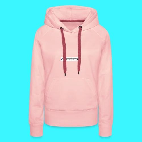 Pet - Vrouwen Premium hoodie
