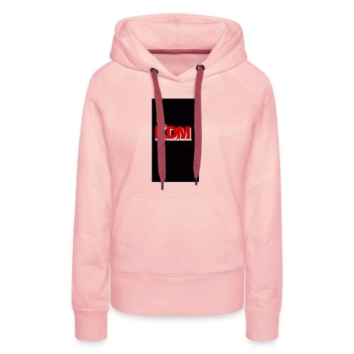 DREAM MUSIC - Sweat-shirt à capuche Premium pour femmes