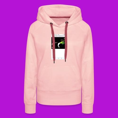 Niceshot - Frauen Premium Hoodie