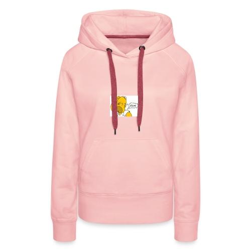 kreta doh - Frauen Premium Hoodie