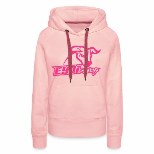 GAMME EYBIracing - Sweat-shirt à capuche Premium pour femmes