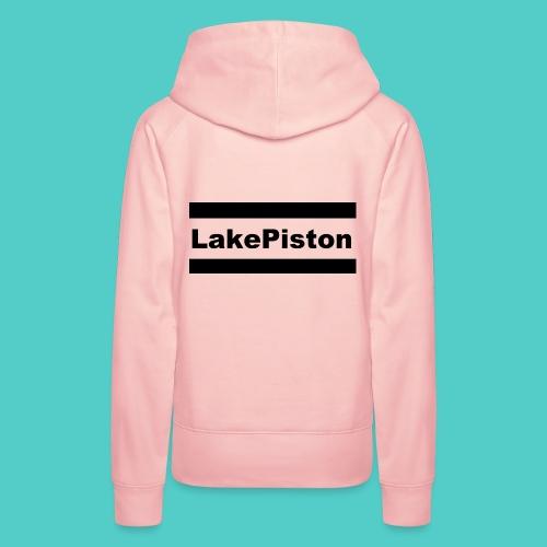 LakePiston V2 - Frauen Premium Hoodie