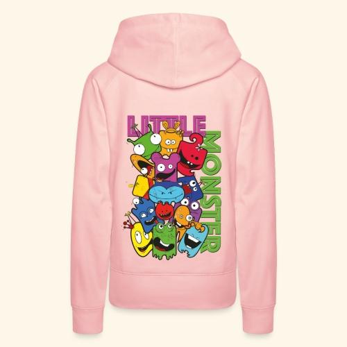 little monster - kleine Monster - Frauen Premium Hoodie