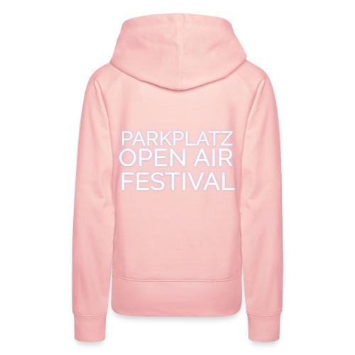 Festival Merchandise - Frauen Premium Hoodie