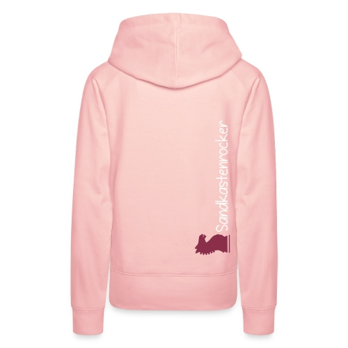 Sandkastenrocker - Frauen Premium Hoodie