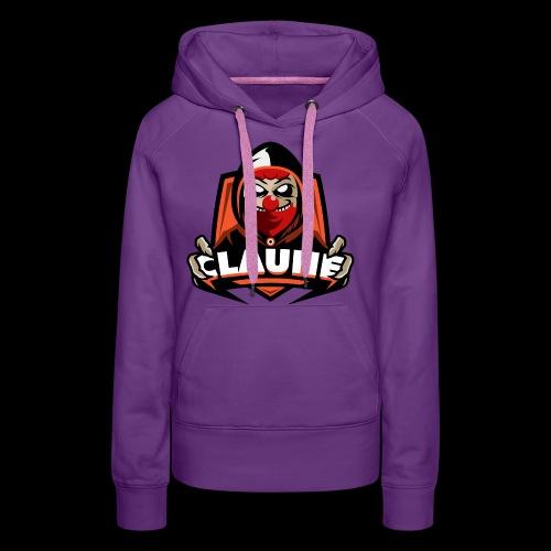 Team Cläune - Frauen Premium Hoodie