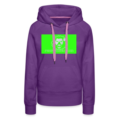 youtube merchandise - Frauen Premium Hoodie