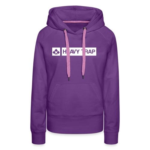 Heavy Trap - Women's Premium Hoodie