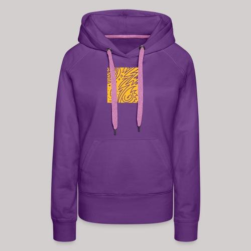 SO S1D1 - Vrouwen Premium hoodie
