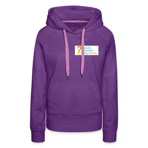 World Wonder Day - Women's Premium Hoodie