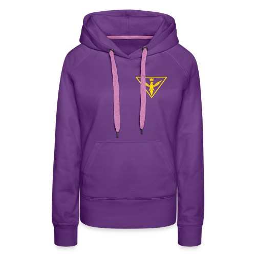The Stream Team Small Logo - Women's Premium Hoodie