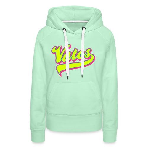 vatos 3C - Vrouwen Premium hoodie