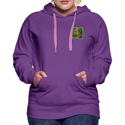 EDDY Robin Hood - Frauen Premium Hoodie