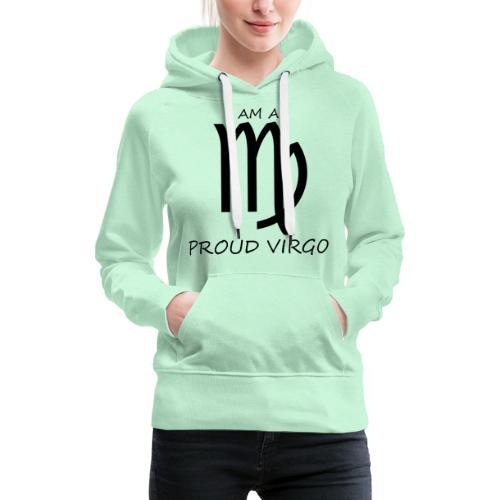 VIRGO - Women's Premium Hoodie
