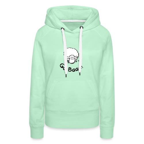 Sheep Go Baaa! - Women's Premium Hoodie