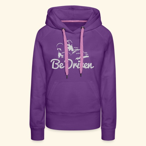Be Driven to what you dreaming of win ping pong - Frauen Premium Hoodie