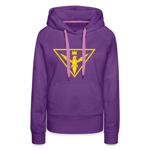 Stream Team Large Logo - Women's Premium Hoodie