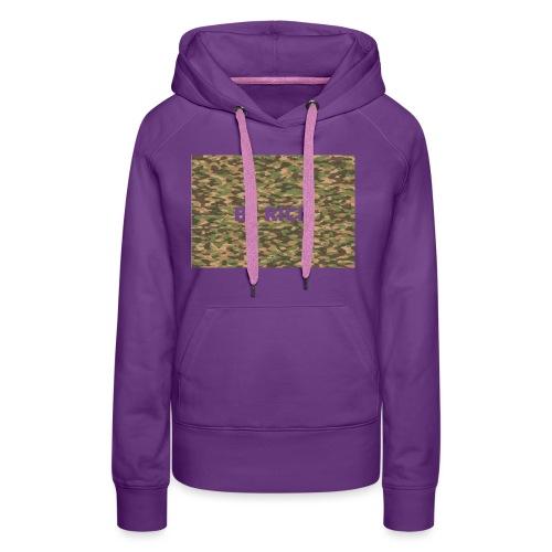 ARMY TINT - Vrouwen Premium hoodie