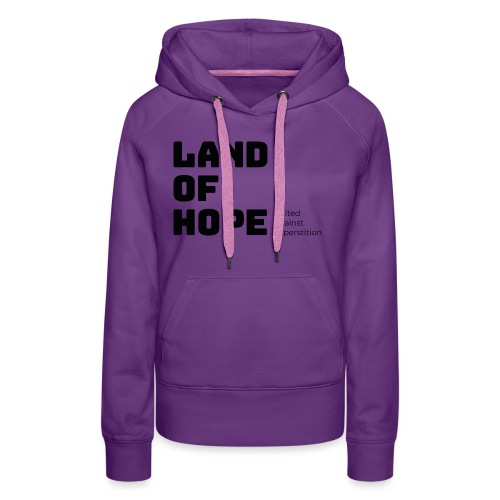 Land of Hope - Women's Premium Hoodie