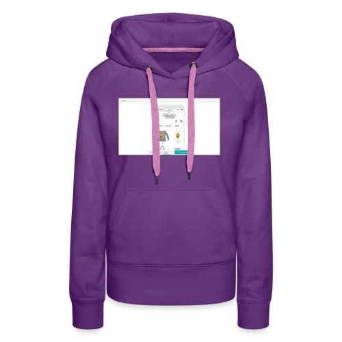 00-1_Preview_Mobile - Frauen Premium Hoodie