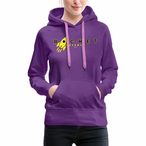 Rocket Science - Vrouwen Premium hoodie
