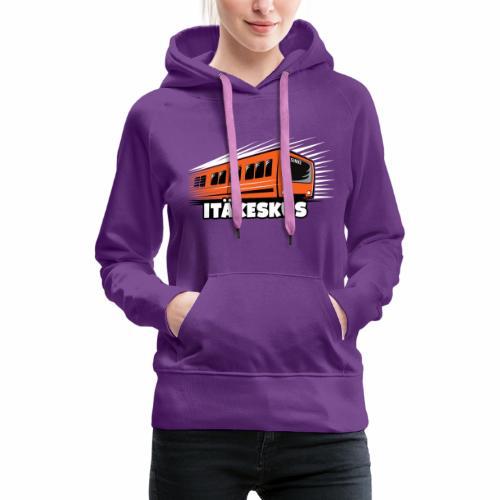 METRO ITÄKESKUS, T-Shirts +150 Products Webshop - Naisten premium-huppari