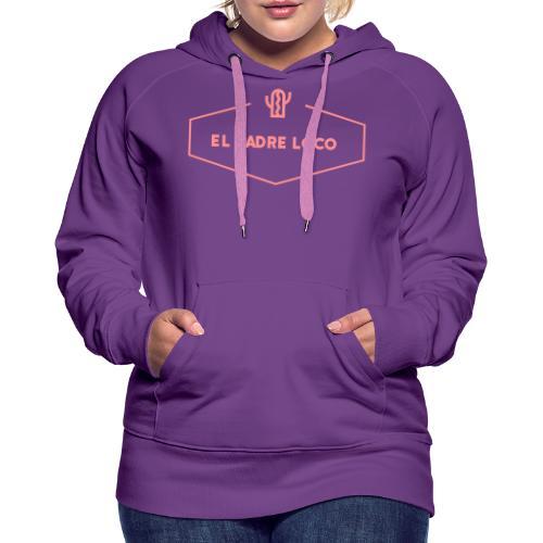 EL padre - Vrouwen Premium hoodie