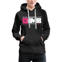 IMB Logo - Women's Premium Hoodie black