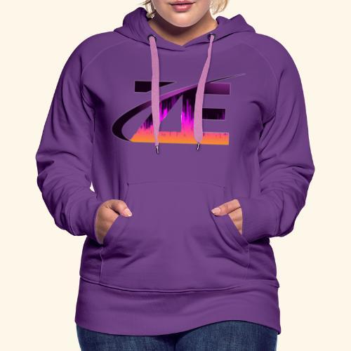 Official ZE's logo - Women's Premium Hoodie