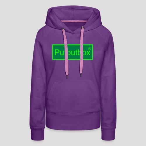 Putputbox - Women's Premium Hoodie