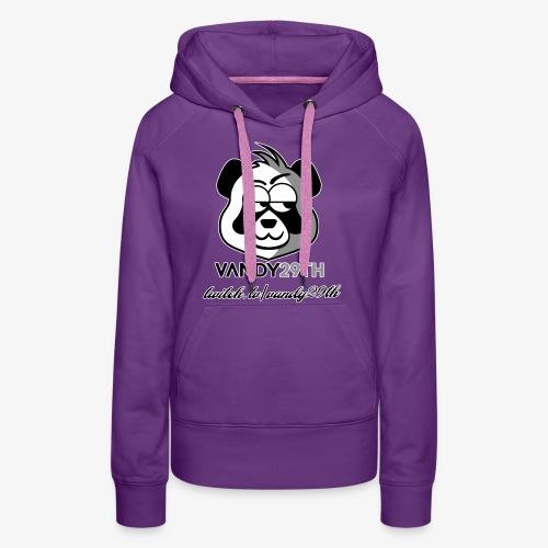 panda black - Women's Premium Hoodie