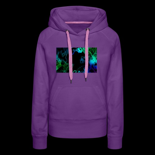 Signed with a flourish - Women's Premium Hoodie