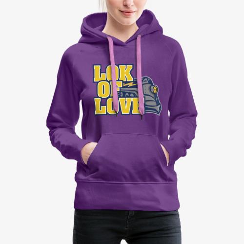 LOK OF LOVE 2 - Frauen Premium Hoodie