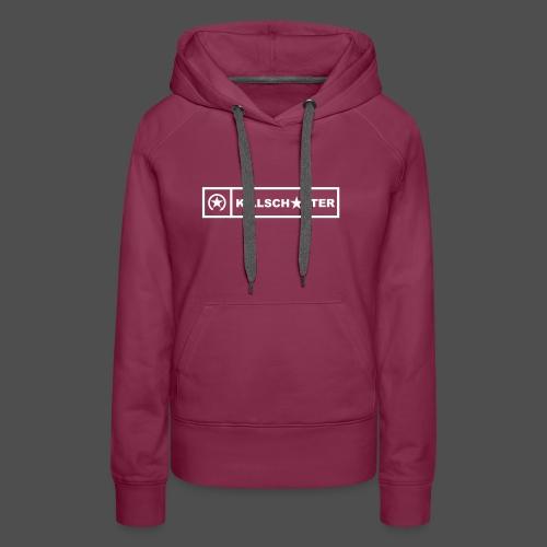 KILLSCHALTER Logo Brand 0KS01 - Women's Premium Hoodie