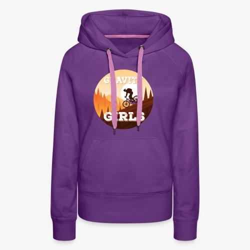 Gravity Girls Clothing Co - Women's Premium Hoodie