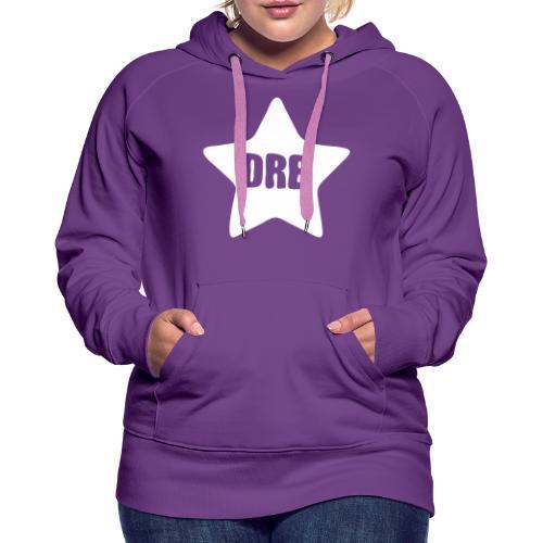 Dark Ride Star - Naisten premium-huppari