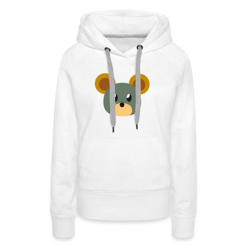 Maus »Pieps« - Women's Premium Hoodie