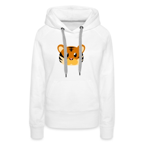 Tiger »Tom« - Women's Premium Hoodie