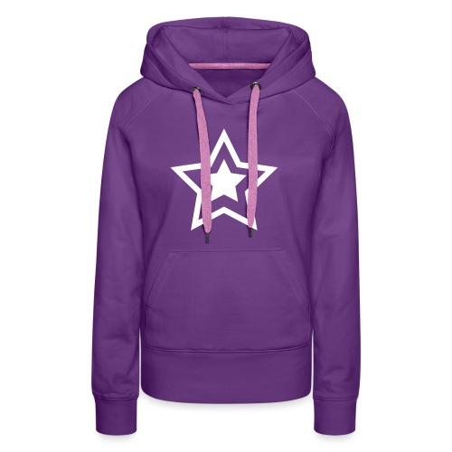 Stern - Frauen Premium Hoodie