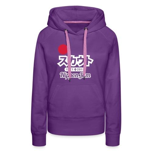 Nippon Jam - Vrouwen Premium hoodie