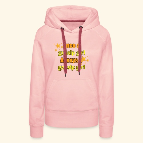 Gossip Girl Gossip Girl Shirts - Women's Premium Hoodie