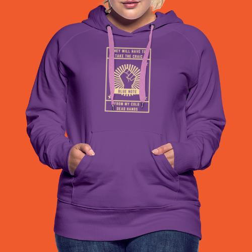 Cold Dead Craic - Women's Premium Hoodie