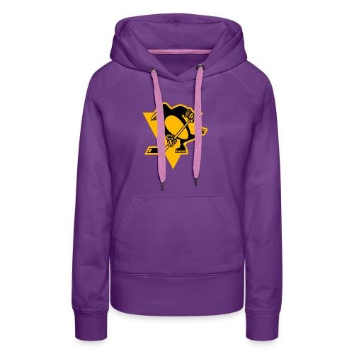 Pittsburgh Penguins Stadium Series Logo PIT - Naisten premium-huppari